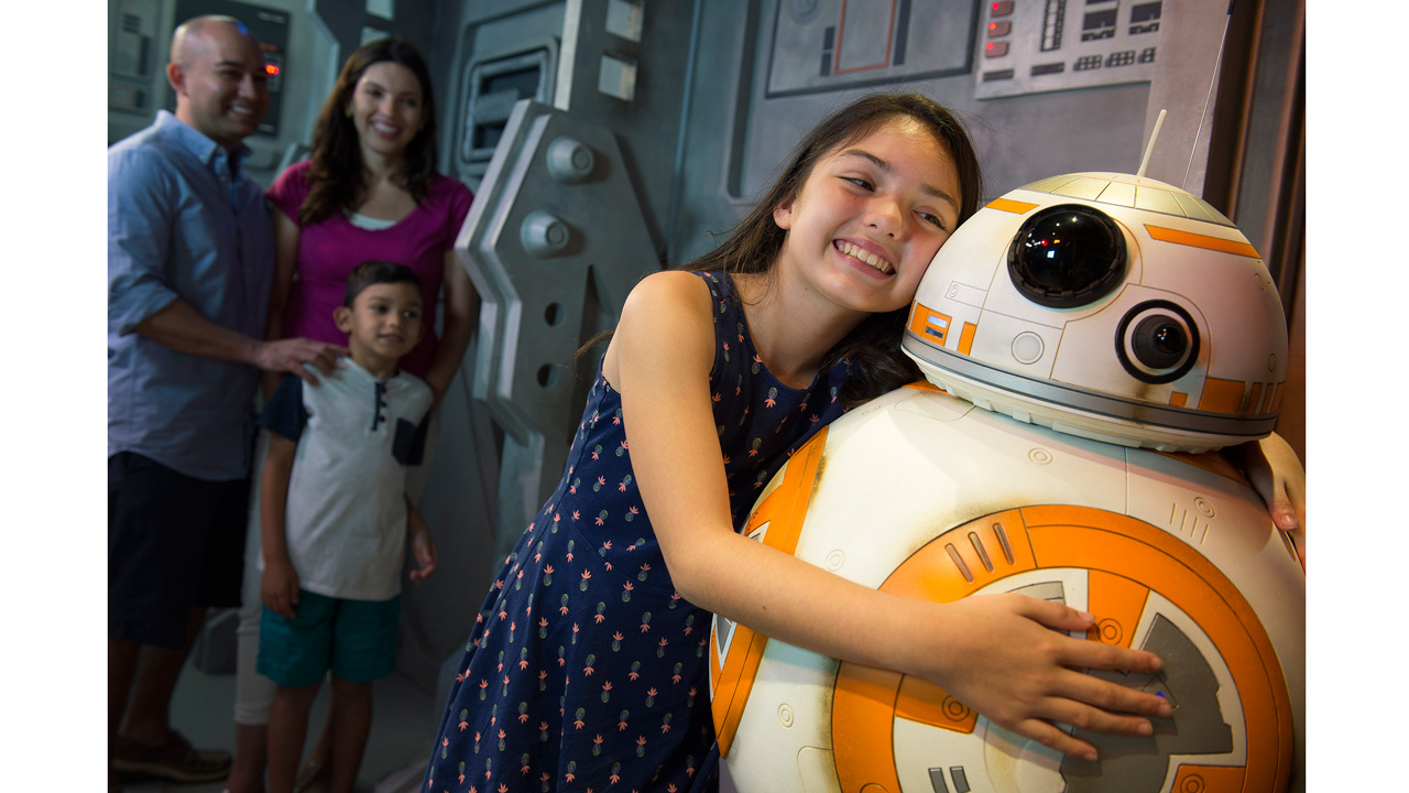 BB-8 at Disney's Hollywood Studios