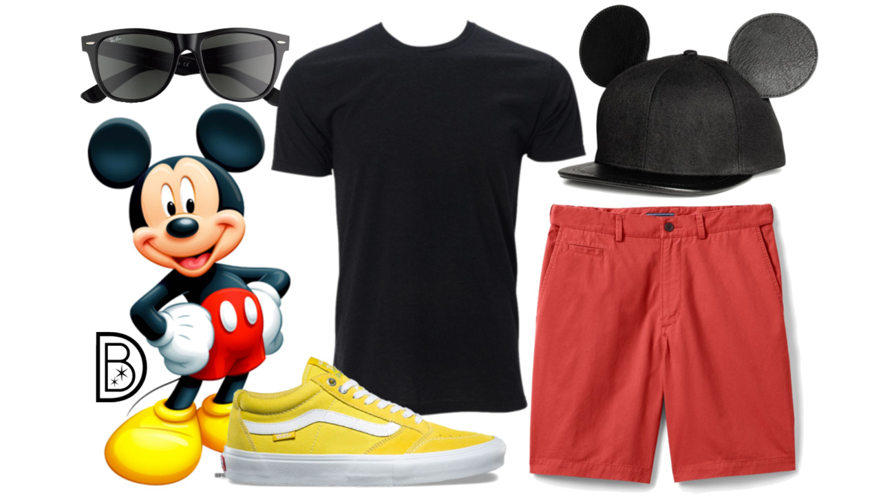 DisneyBound - Mickey Mouse