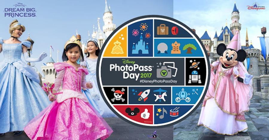 Disney PhotoPass Around the World