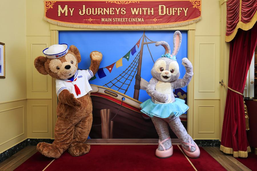 StellaLou, Duffy's Newest Friend, Dances Her Way to Hong Kong Disneyland Resort