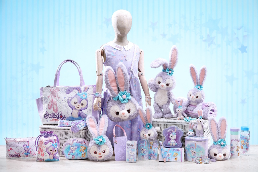 StellaLou Merchandise at Hong Kong Disneyland Resort