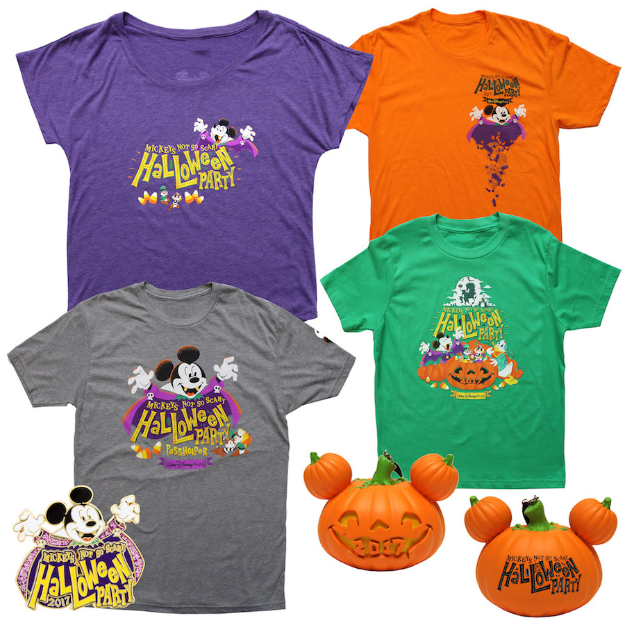 Spelltacular' Merchandise Coming to Mickey's Not-So-Scary ...