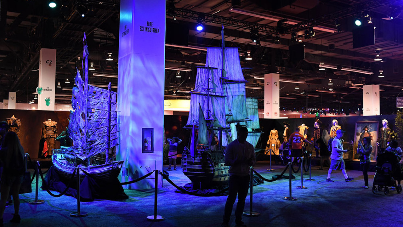 "D23 Expo - ""A Pirates Life for Me: Disney's Rascals, Scoundrels, Really Bad Eggs"""