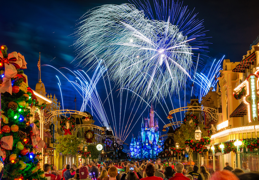 Holiday Wishes Fireworks– Celebrate the Spirit of the Season