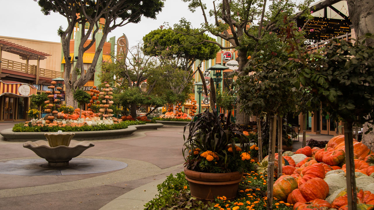 Halloween Time Surprises in Downtown Disney District at the ...