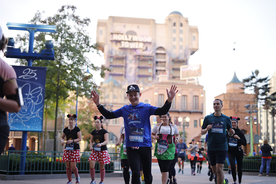 Runners Experience Magic at Every Mile During Disneyland Paris Half Marathon Weekend