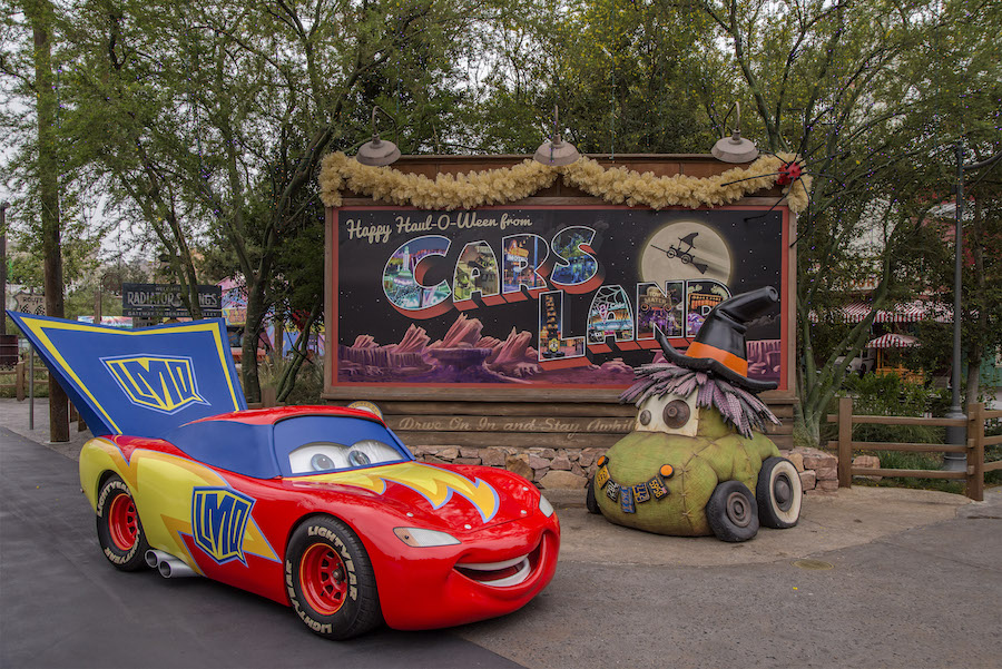 Cars Land Haul-O-Ween