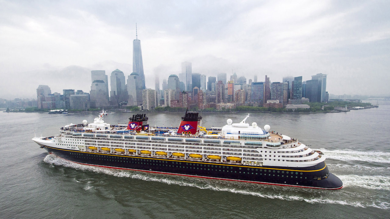 Top Five Reasons To Cruise From New York City Aboard The Disney - Cruises departing from ny