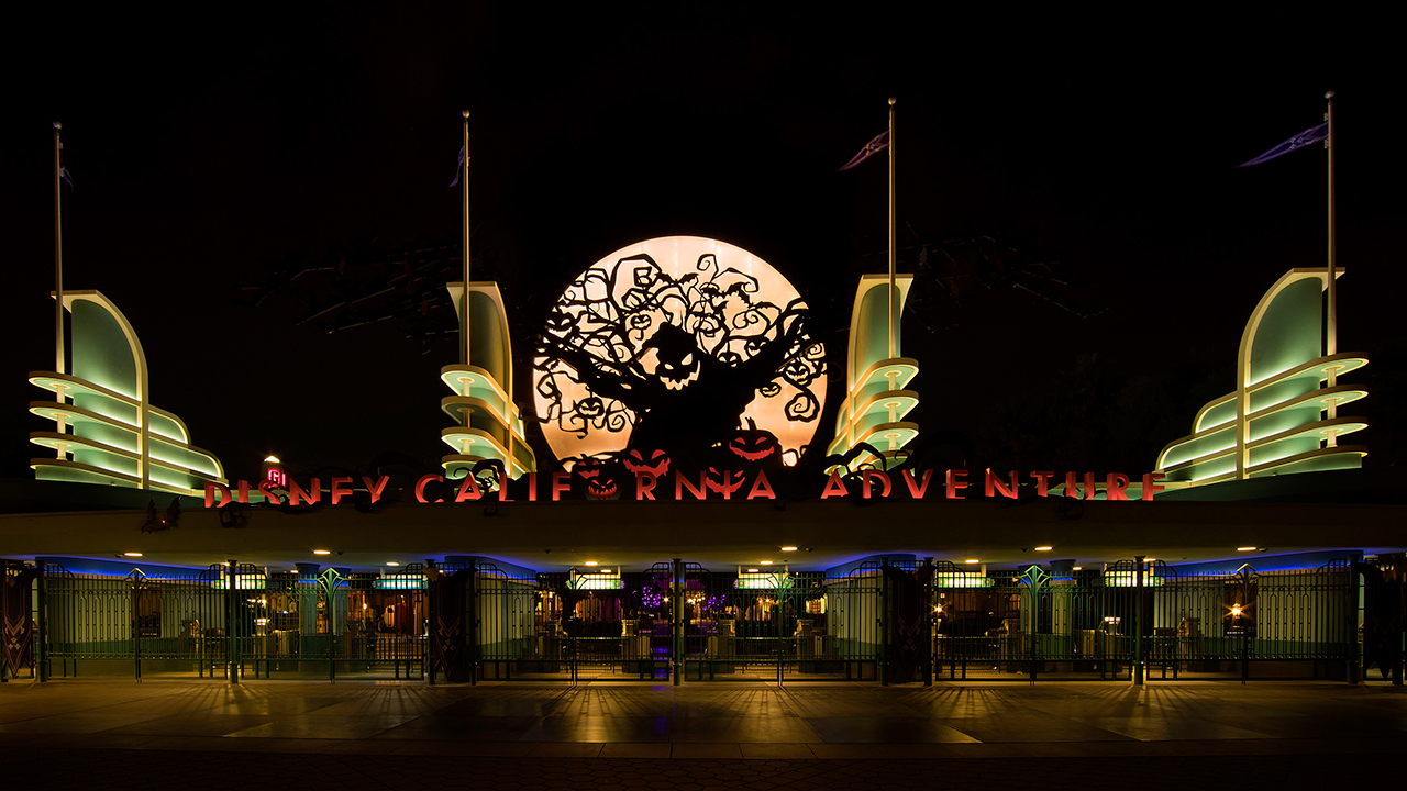 Spooky Fun for Everyone During Halloween Time at the Disneyland ...