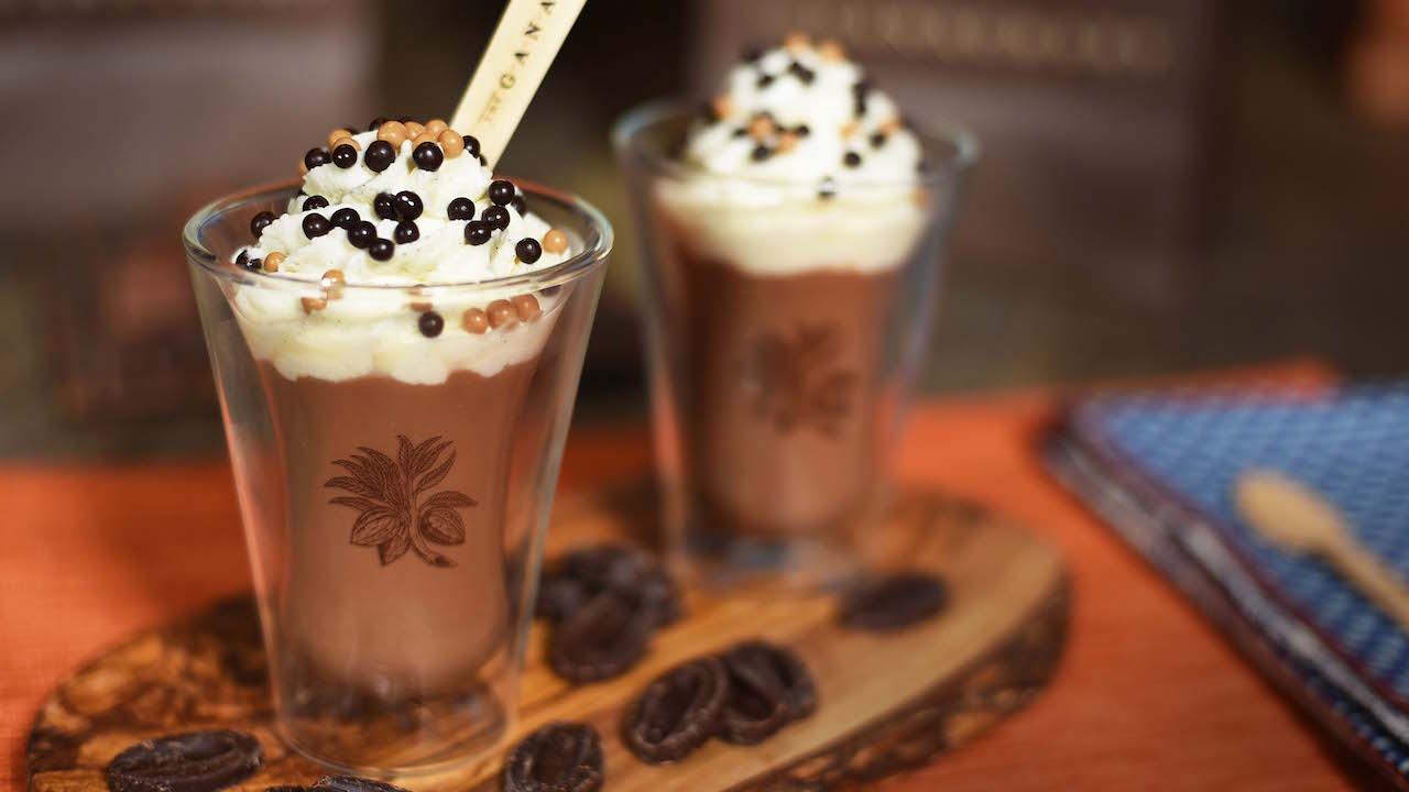 The Ganachery hot Cocoa Drink