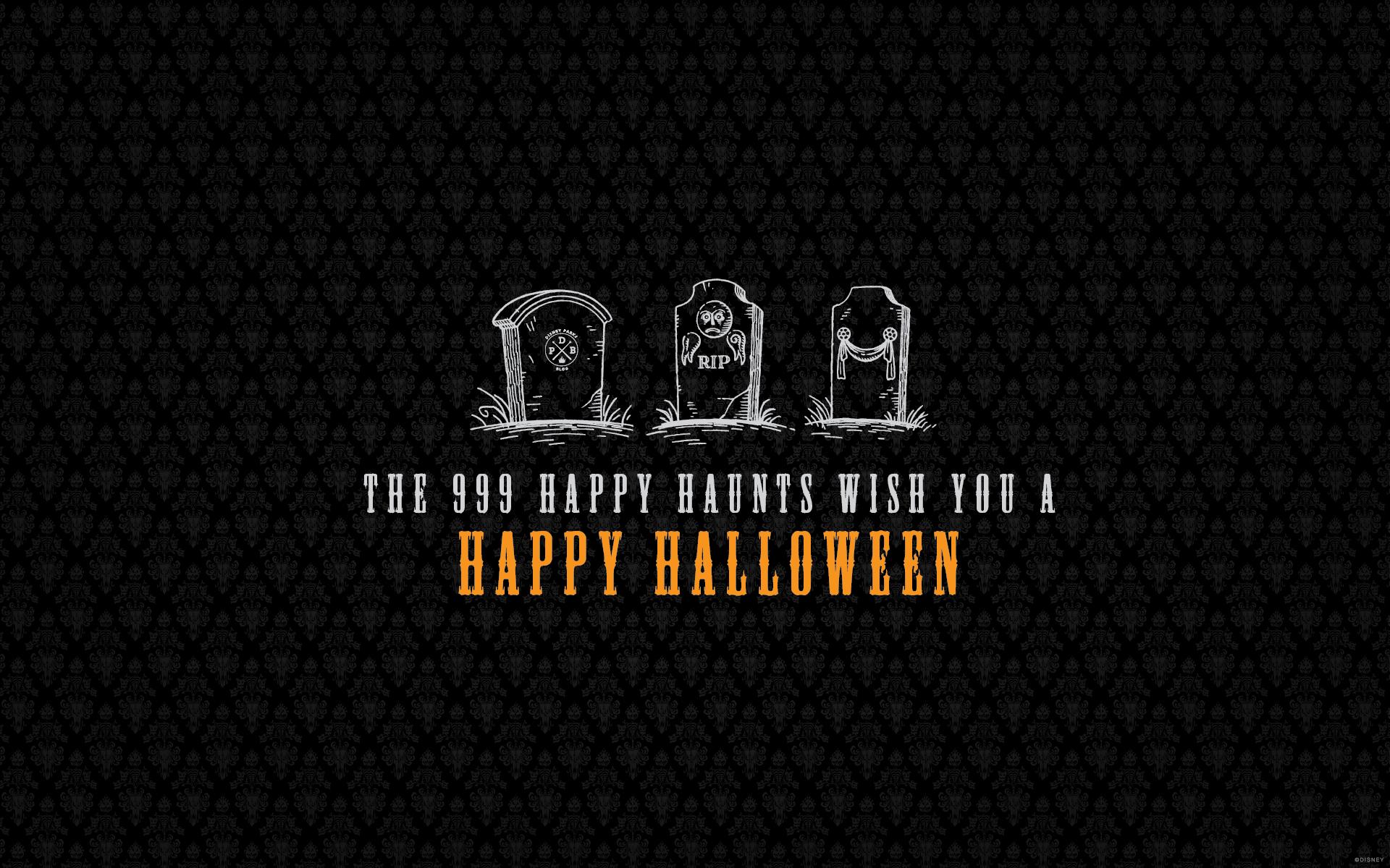 Halloween Desktop Wallpapers Disney Parks Blog