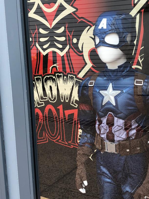 Halloween Costumes at Disney Springs