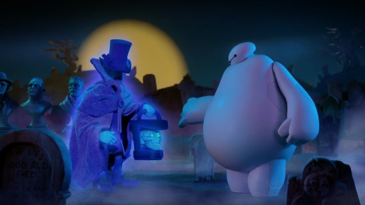 FIRST LOOK: Haunted Mansion Featured in New Disney XD On-Air Promos Created with Walt Disney Imagineering