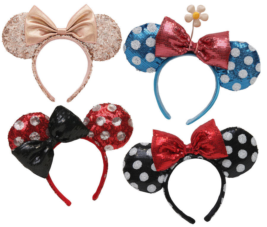 Iconic Mouse-Eared Headwear