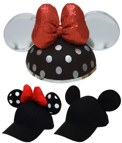 This Week in Disney Parks Photos: New Mouse Ears Sparkle at Disney Parks
