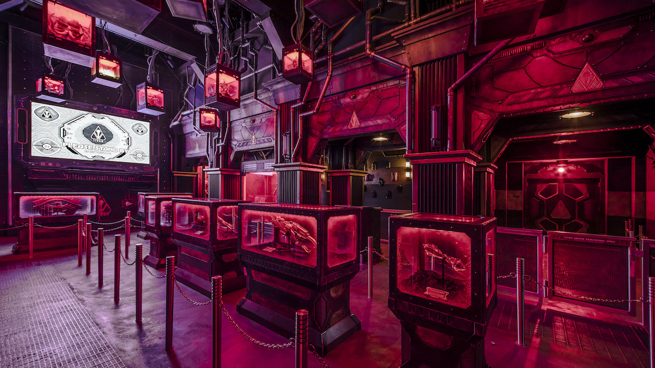 Experience Guardians of the Galaxy - Monsters After Dark All Day on October 31 at Disney California Adventure Park