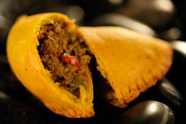 Beef Empanada - Epcot International Food & Wine Festival