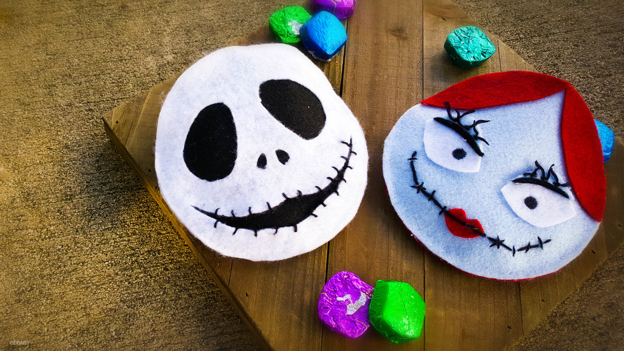 Halloween DIY: Create a \'Nightmare Before Christmas\'-Inspired Candy ...