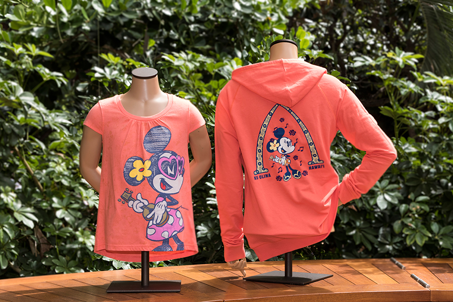 'Aulani Character Experience' Collection Now Available at Aulani, a Disney Resort & Spa