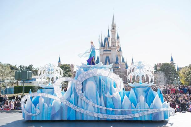 Tokyo Disneyland - Frozen