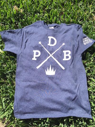 Disney Parks Blog Logo T-Shirt