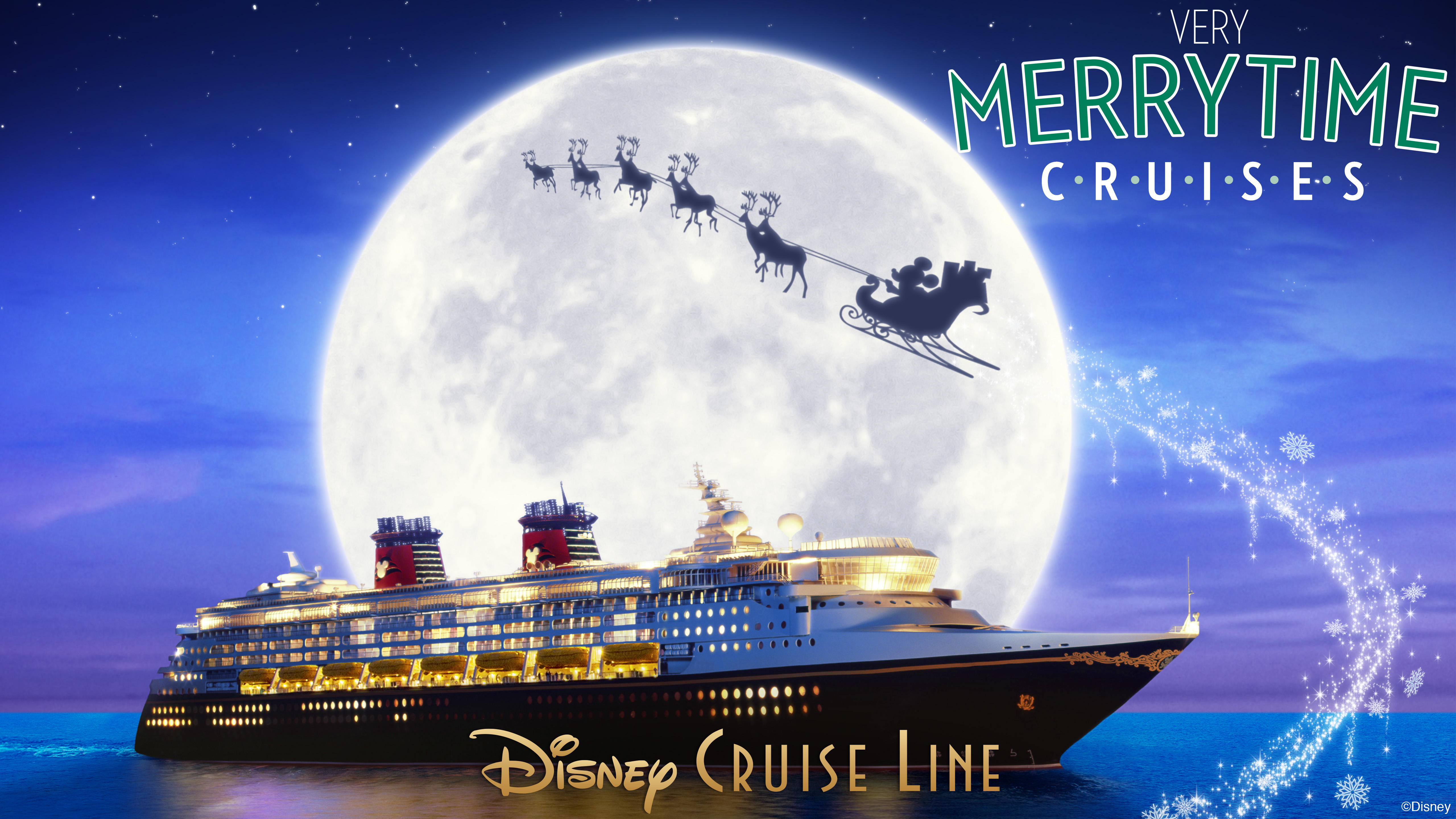 Disney Parks Blog Releases Desktop And Mobile Wallpapers For Very Merrytime Sailings The Disney Cruise Line Blog