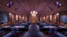 Ale and Compass Restaurant at Disney's Yacht Club Resort