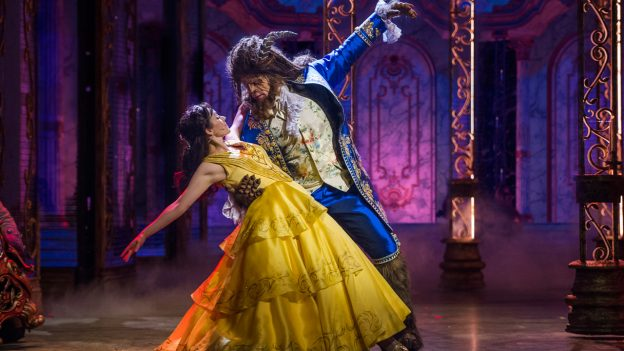 """Beauty and the Beast"" Aboard the Disney Dream"