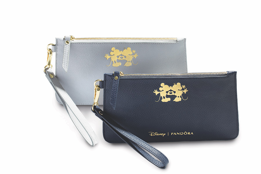 PANDORA Jewelry Mickey & Minnie Holiday Gift Set