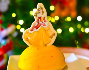 Christmas Belle Dessert at Mickey's Very Merry Christmas Party
