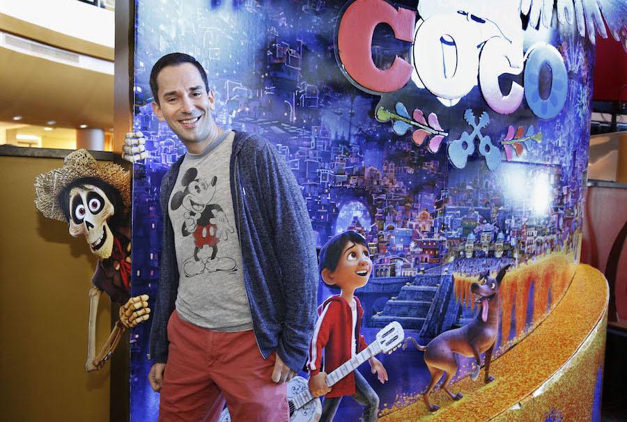 Disney Parks Blog Fans Sneak a Peek at 'Coco'