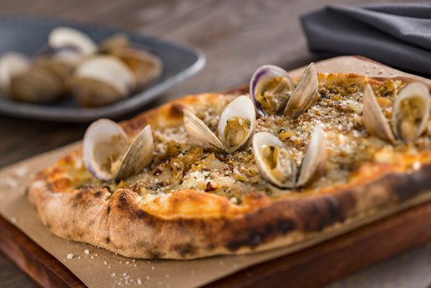 Clam Pie at Ale & Compass in Disney's Yacht Club Resort