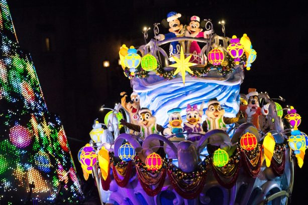 International Disney Parks Celebrate The Holidays
