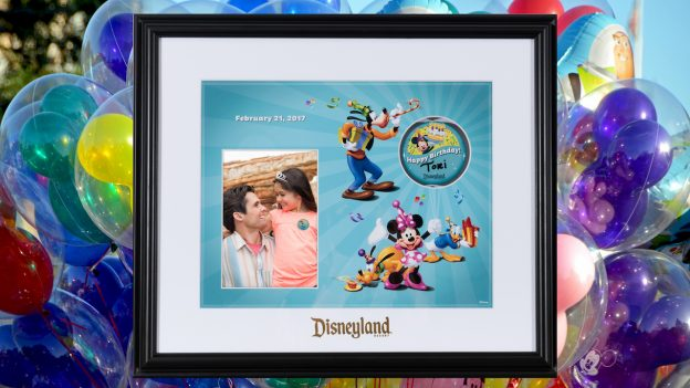 Commemorate Your Celebration at Disneyland Resort with a New Product ...