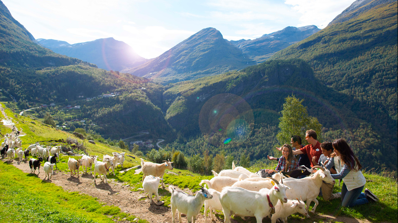 Norway - Adventures by Disney