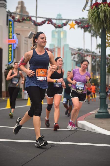 Hayley Brown - Disney Wine & Dine Half Marathon Weekend