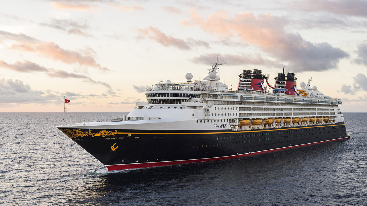 Disney Magic Ship