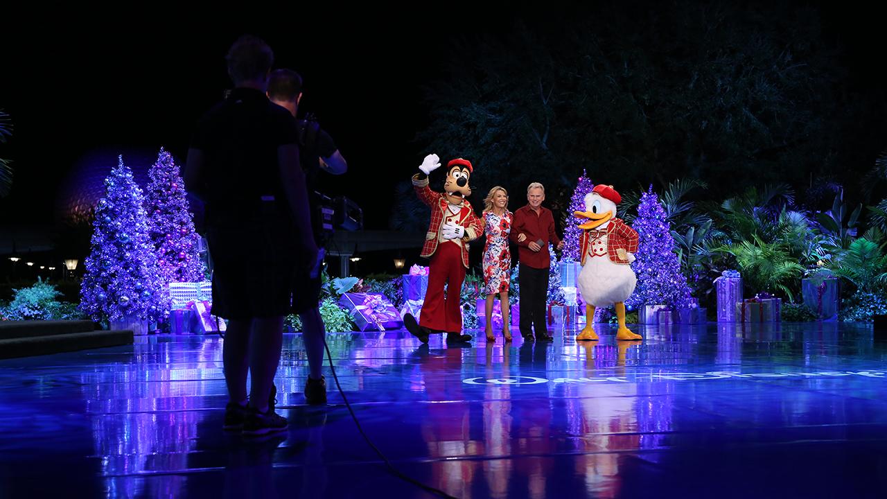 Wheel Of Fortune 35th Anniversary At Walt Disney World