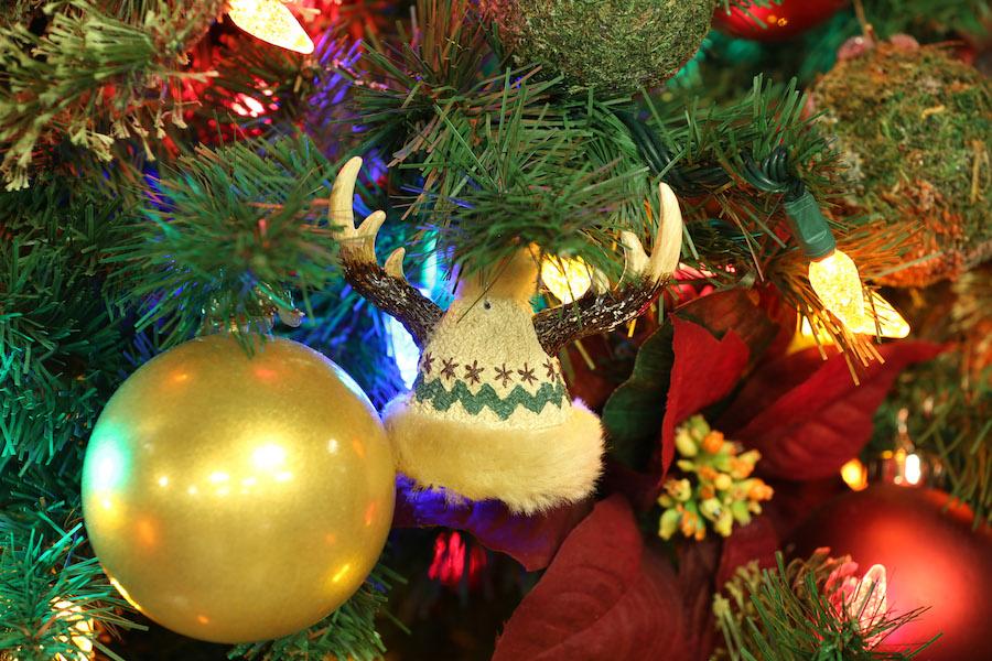 Disney Themed Christmas Ornaments