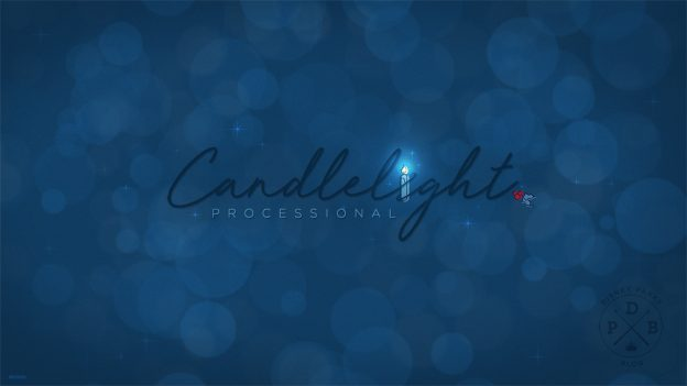Candlelight Wallpaper