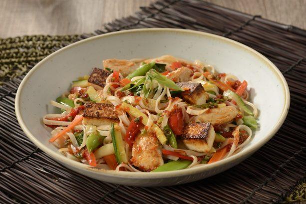 Perkins Thai Noodles at Jungle Navigation Co. Ltd. Skipper Canteen in Magic Kingdom Park