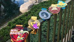 Disney Princess Half Marathon Medals