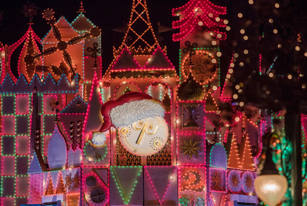 Holiday Magic at the Disneyland Resort