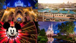 Disneyland park, Tokyo Disney Resort, Disney California Adventure park, Magic Kingdom Park