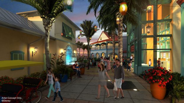 Disney S Caribbean Beach Resort 12 Days Of Parks Christmas Transformation Details Revealed