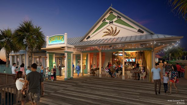 12 Days of Disney Parks Christmas: Transformation Details Revealed for Disney's Caribbean Beach Resort