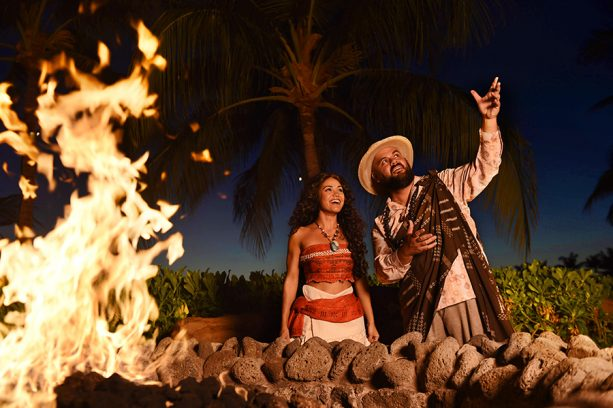 12 Days of Disney Parks Natale: lo spirito di Moana continua ad Aulani, un Disney Resort & Spa