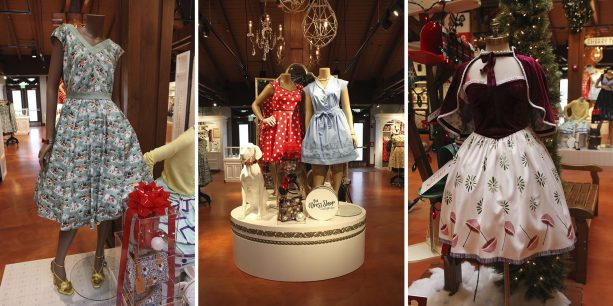 The Dress Shop Celebrates Disney Parks