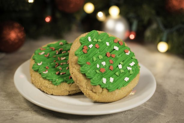 Holiday Sugar Cookies at Epcot International Festival of the Holidays