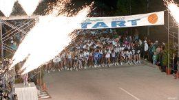 Start of the first Walt Disney World Marathon in 1994
